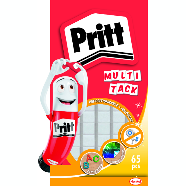 Pritt Multi Fix lepiaca guma 65pcs