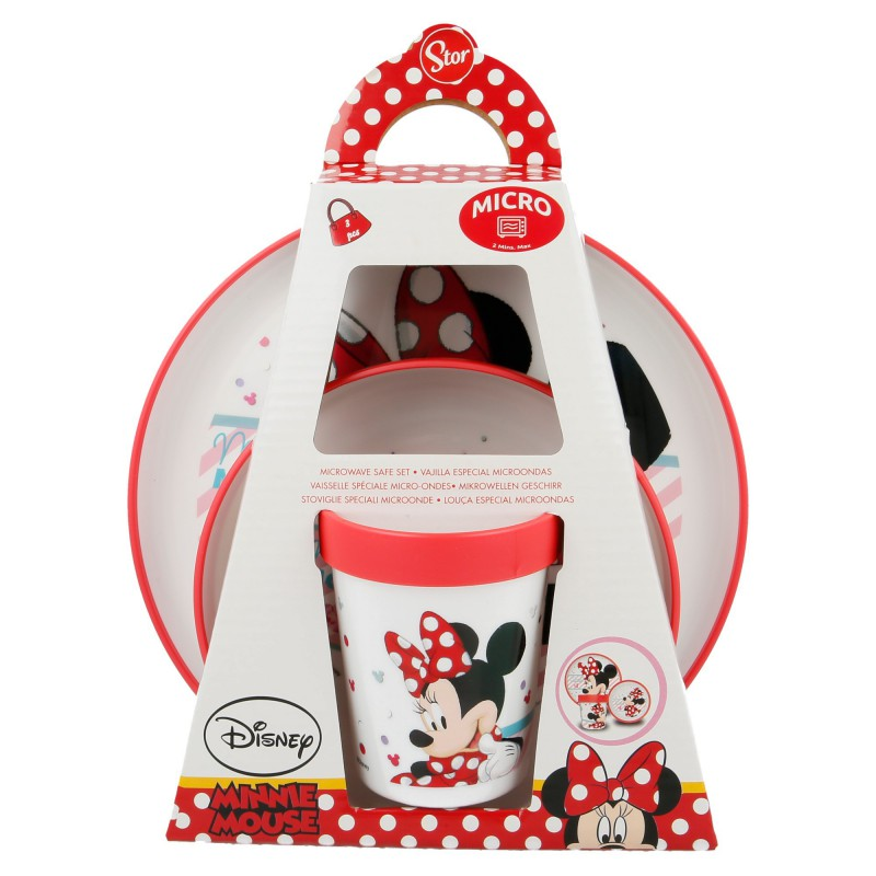 Set riadu BICOLOR PREMIUM Minnie