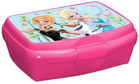 Box na desiatu Frozen Disney