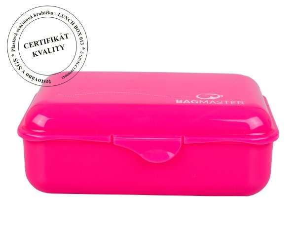 LUNCH BOX 013 A PINK