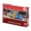Cars na okruhu 150 panoramic puzzle