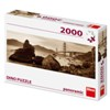 Pohled na most Golden Gate 2000 panoramic puzzle