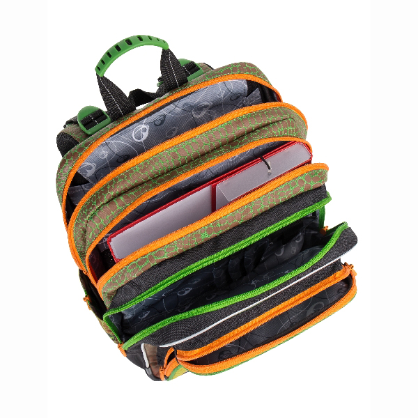 901660c73 Bagmaster trojkomorový školský batoh pre prváčika - a GALAXY 7 E ...